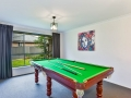 Pool or games room